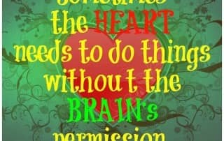 hoofd, hart, mindful