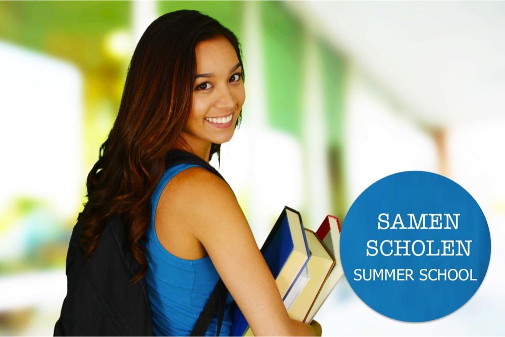 Samen Scholen, Scholing Together, Summer School, Scholing Together
