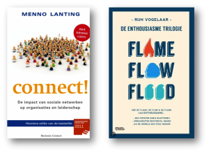 Connect, Flame, Flow, Flood