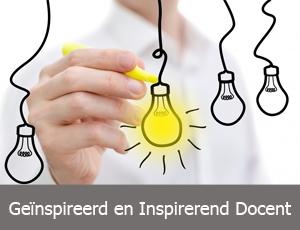 Geïnspireerd en Inspirerend Docent