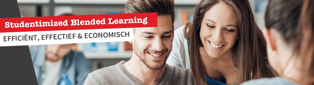 Studentimized Blended Learning