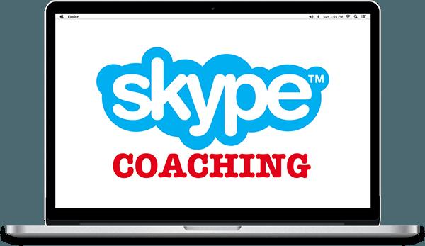 skype, coaching