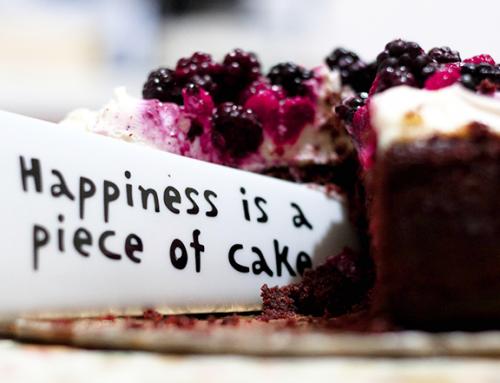 Succesvolle goede voornemens? Zo wordt het een piece of cake!